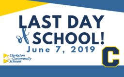 Download a Last Day of School Sign!