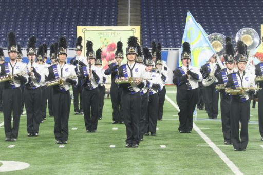 The Clarkston High School Marching Band: Who We Are